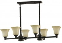 oil rubbed bronze chandeliers kitchen