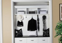 Open Coat Closet Ideas