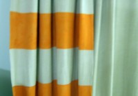Orange Curtain Panels Ikea