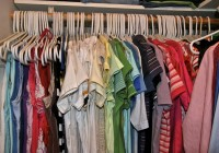 Organizing Your Closet By Color