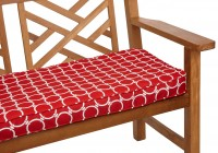 outdoor bench cushions 48