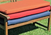 outdoor bench cushions on sale