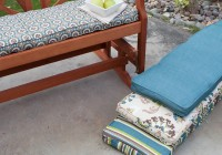 Outdoor Bench Seat Cushions Online