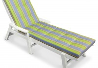 Outdoor Chaise Lounge Cushions Sunbrella