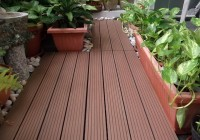 Outdoor Deck Flooring Options