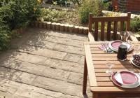 Outdoor Deck Flooring Tiles