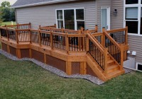 Outdoor Deck Gates For Dogs