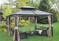 Outdoor Gazebo Curtains Canada