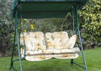 outdoor swing cushions 60 inches