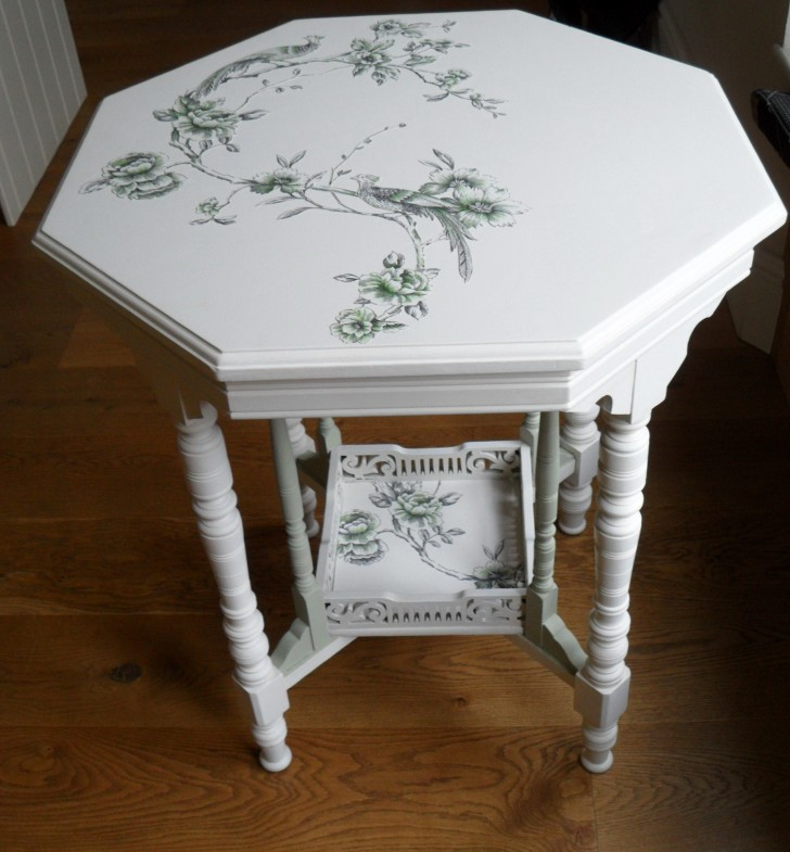 Permalink to Painted Side Table Ideas