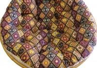 Papasan Cushion Cover Pattern