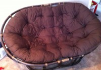 Papasan Swivel Rocker Chair Cushion