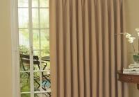 Patio Sliding Door Curtain Ideas