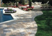 Paver Pool Deck Designs