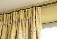 Pencil Pleat Curtains Bay Window