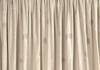 Pencil Pleat Curtains On A Pole