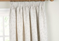 Pencil Pleat Curtains On Rings