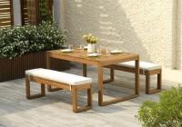 Picnic Table Bench Cushions