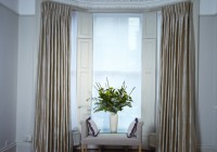 Picture Window Curtains And Window Treatments