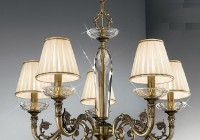 Pictures Of Chandeliers With Shades