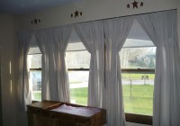 Pictures Of Curtains On 3 Windows