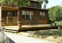 Pictures Of Front Porch Decks