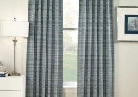 Pinch Pleat Curtains On A Rod