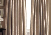 Pinch Pleat Curtains On Track