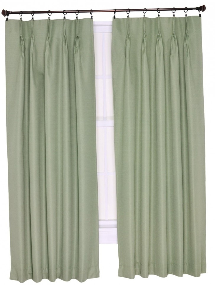 Permalink to Pinch Pleated Curtains For Sliding Glass Doors