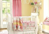 Pink Curtains For Baby Room
