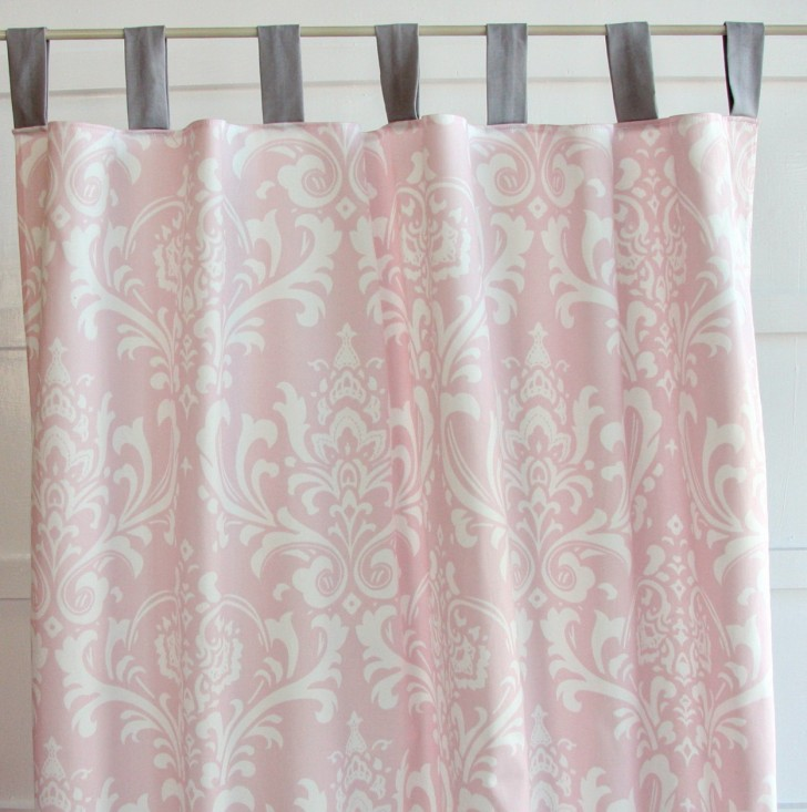 Permalink to Pink Curtains For Nursery