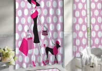 Pink Polka Dot Curtains Asda