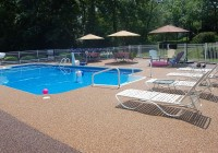 Pool Deck Coating Options