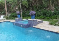 Pool Deck Jets Installation