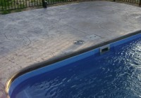 Pool Deck Pavers Vs Stamped Concrete