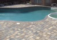 Pools With Paver Decks