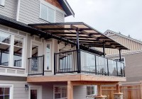Portable Awnings For Decks