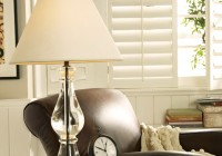 Pottery Barn Chandelier Table Lamp