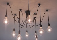 Pottery Barn Edison Chandelier