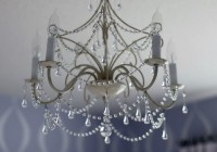 Pottery Barn Mia Chandelier