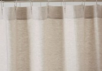 Pottery Barn Monogrammed Shower Curtain