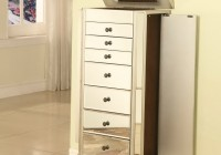 Powell Mirrored Jewelry Armoire