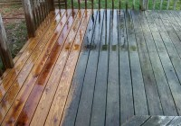Power Wash Deck Cleaner