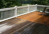 Power Wash Deck Tips
