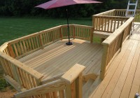 Pressure Treated Deck Boards Canada