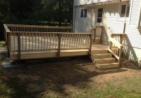 Pressure Treated Decking Spacing