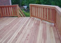 Privacy Railing For Decks