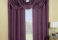 Purple Window Curtains Panels