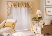 Putting Curtains Over Vertical Blinds