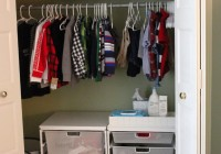 Putting Dresser In Closet